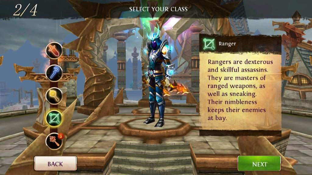 Chaos and order 2 best class