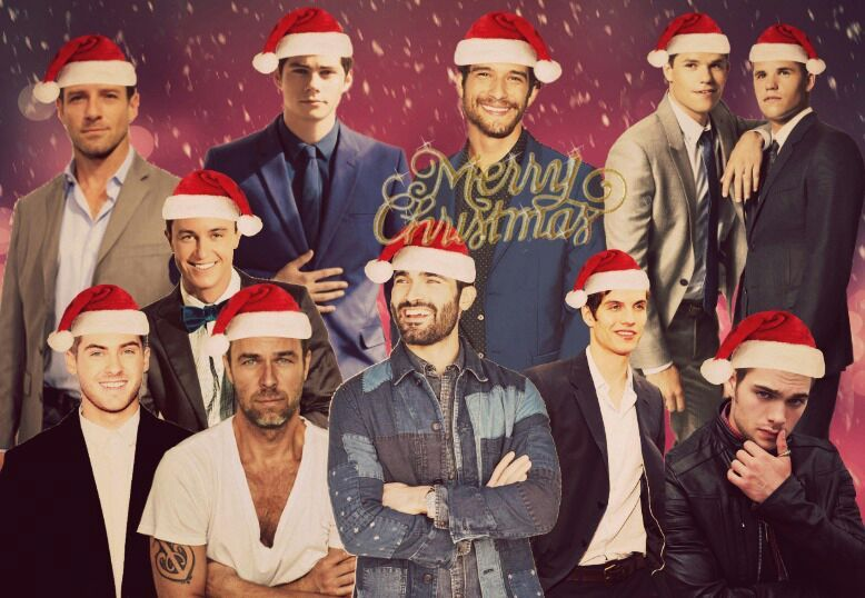 Hope At Christmas Cast.Merry Christmas Tw Teen Wolf Amino