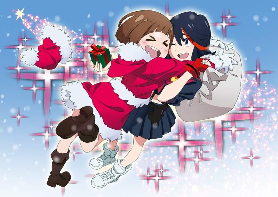 Merry Christmas | Kill La Kill Amino