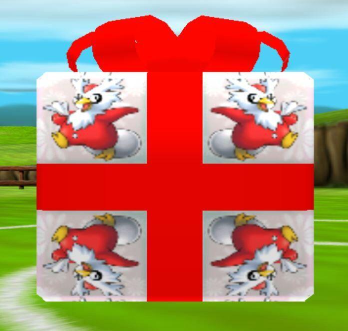 delibird in project pokemon christmas special pokémon amino