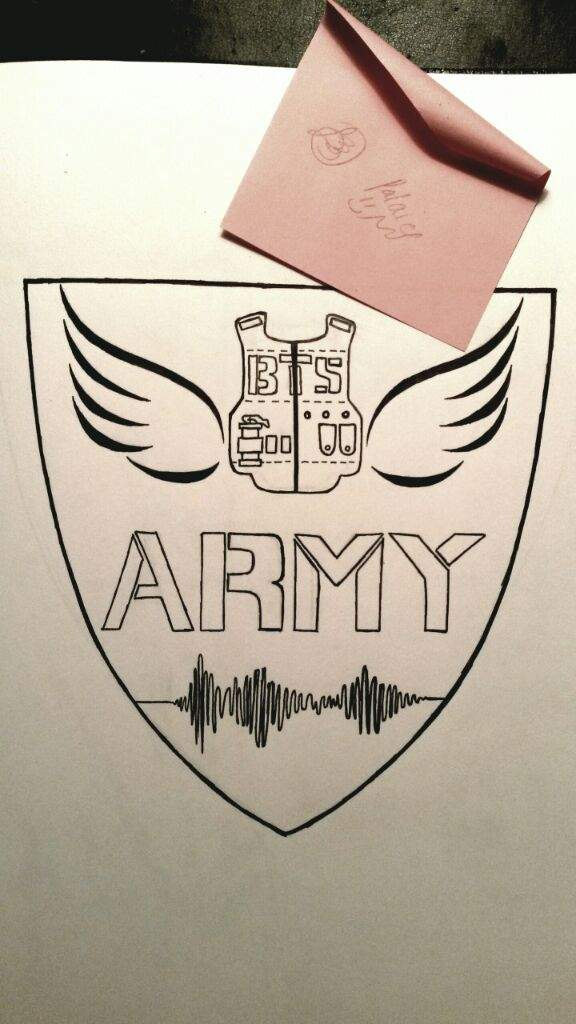 BTS ARMY Logo Challenge | ARMY's Amino