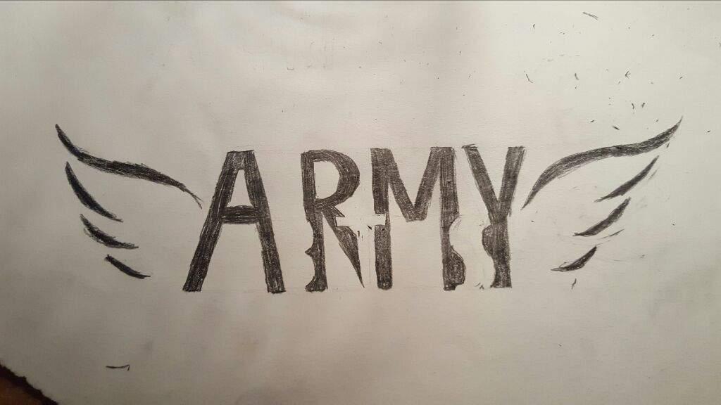BTS ARMY Logo   ARMY's Amino