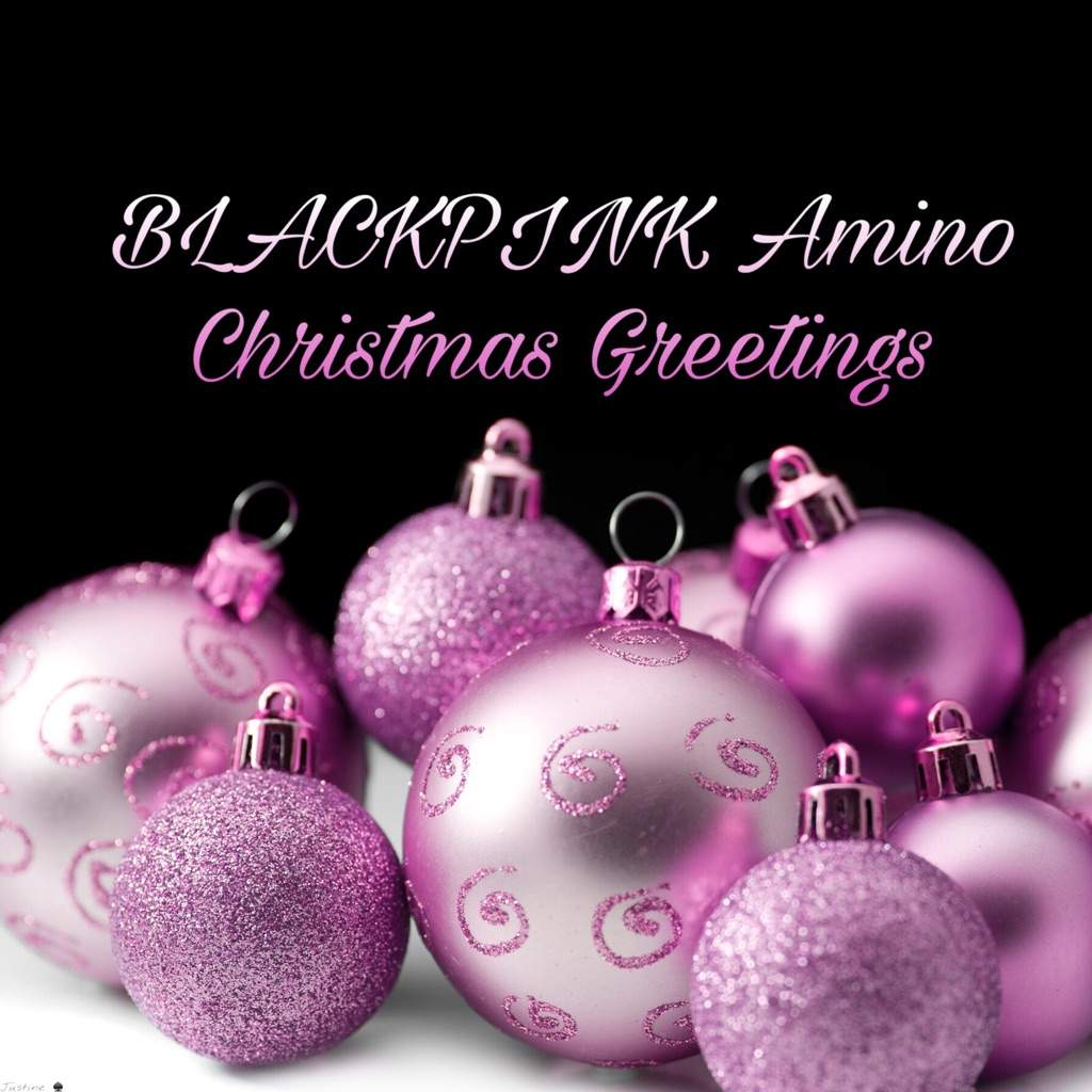 Blackpink Amino Christmas Greetings Blink Amino
