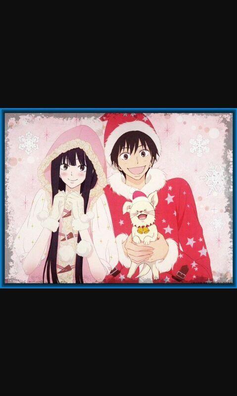 Felicitaciones De Navidad Anime.Feliz Navidad Anime Amino