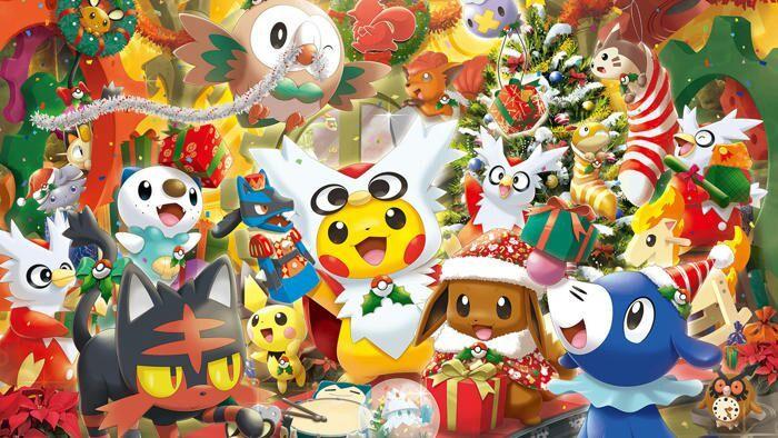 Gente Feliz En Navidad.Feliz Navidad Gente Pokemon En Espanol Amino