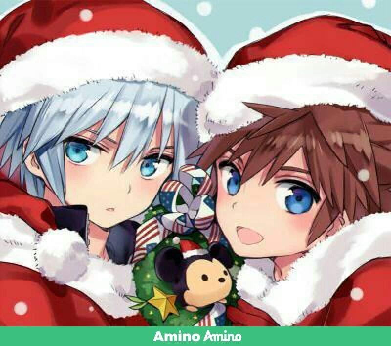 Merry Christmas Everyone! 🎄   Kingdom Hearts Amino