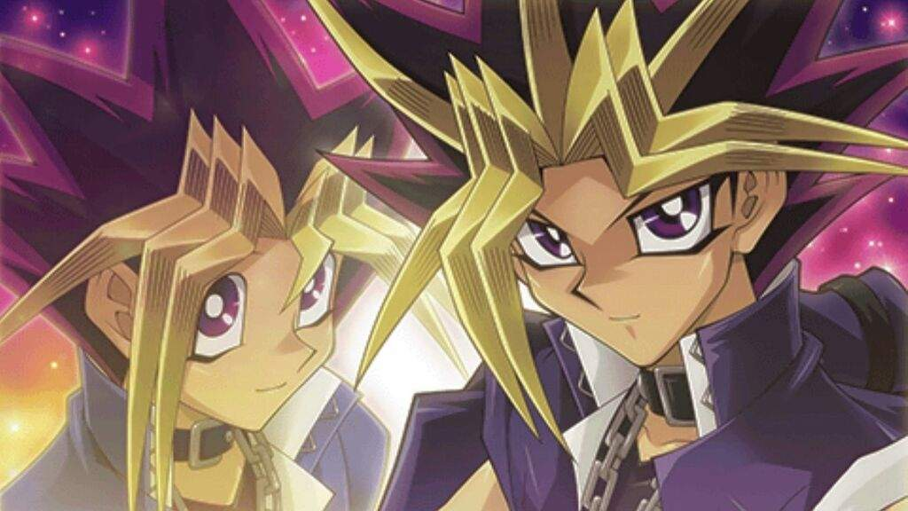 Image result for Yami..and Yugi