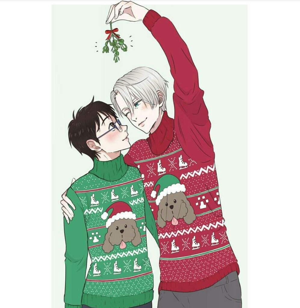 ♡Merry Christmas^^ | Yuri On Ice Amino