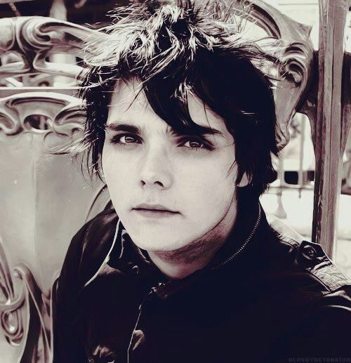 Gerard Way Wiki Emo Trinity Amino