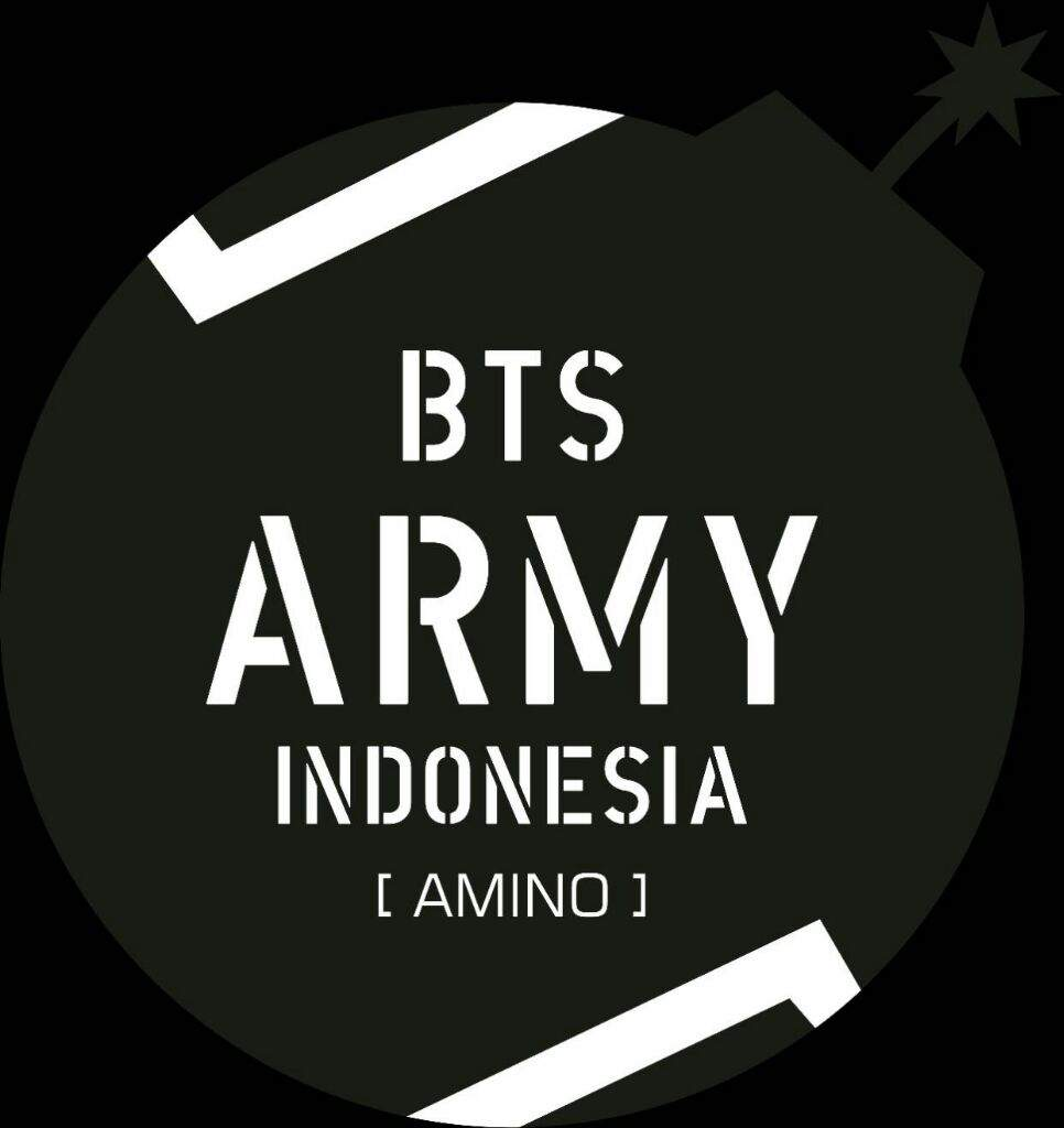 introducing our bts army indonesia amino logo bts army