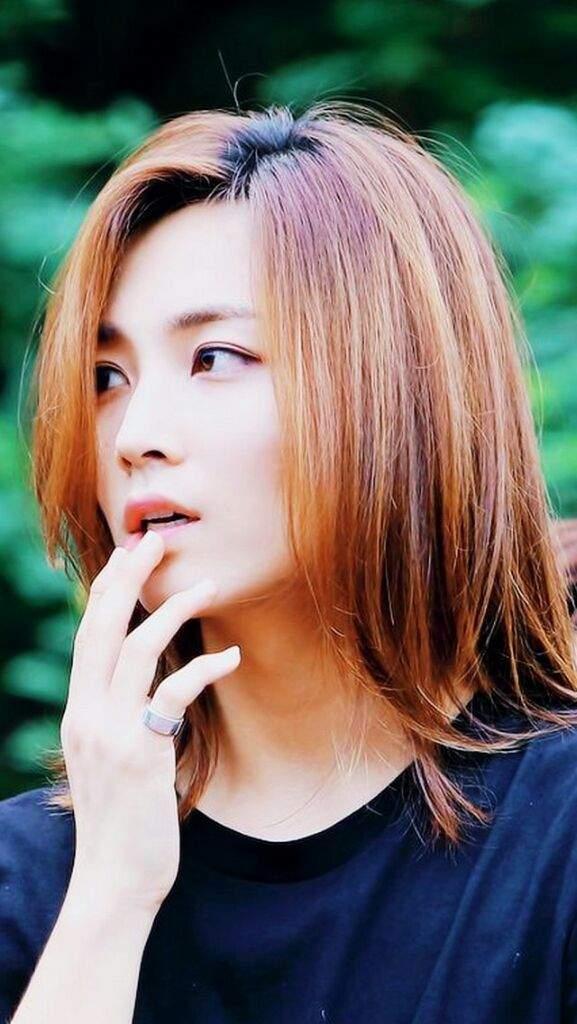 ebc729aa2c Seventeen Wallpaper  Jeonghan(1 3  Long Hair)