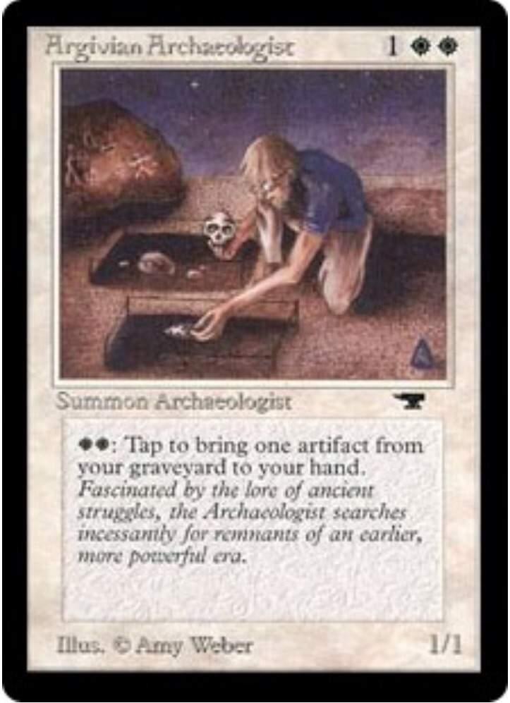 Tawnos\/'s Coffin Light Play MTG Antiquities Magic