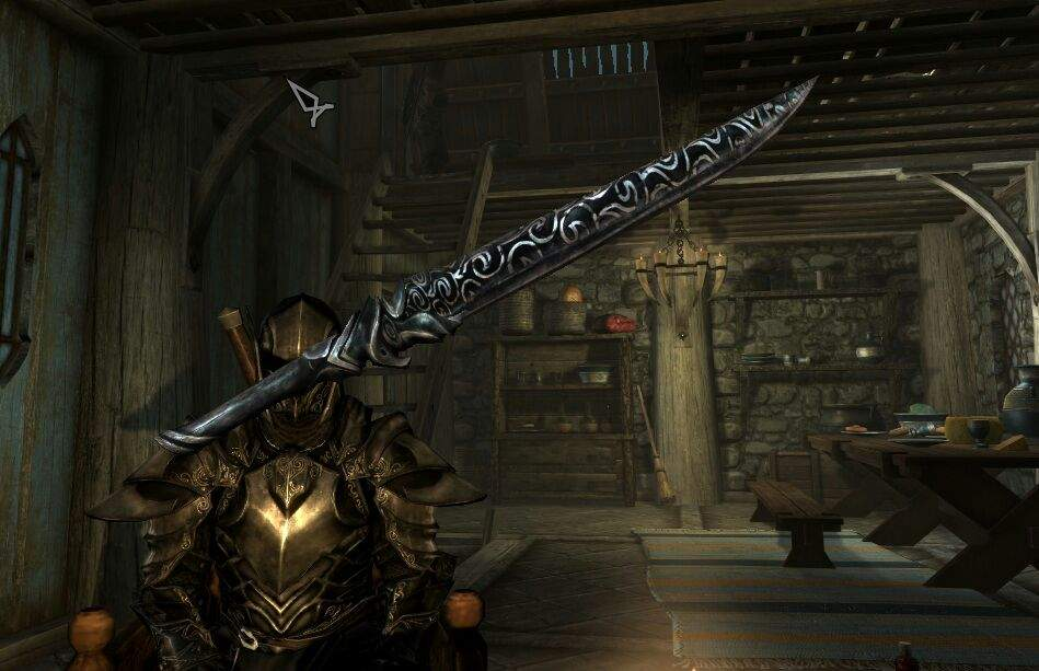 Where to find an ebony sword in skyrim