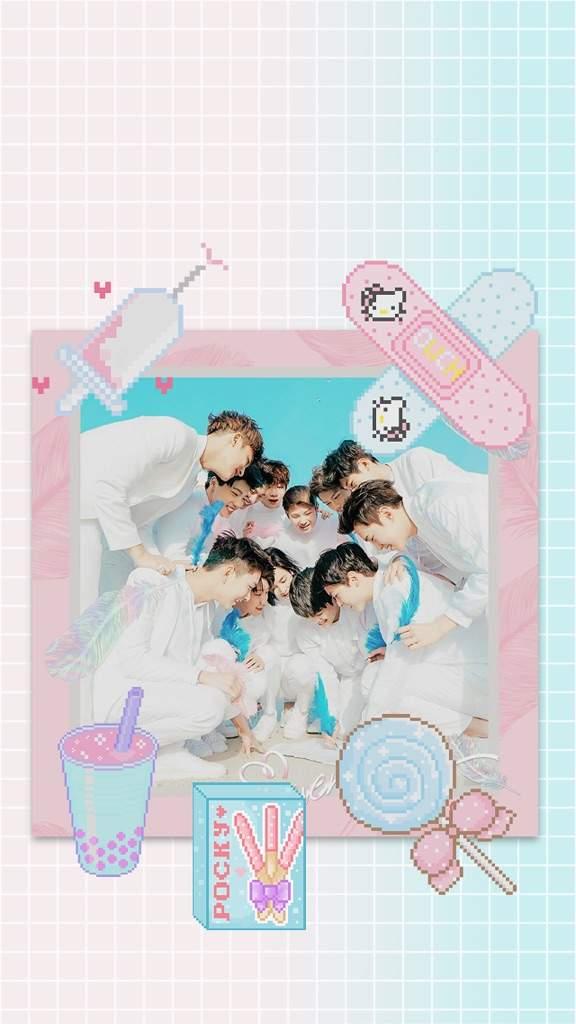 Cute Kpop Wallpapers K Pop Amino