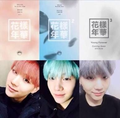 Tbh Every Hair Color Looks Good In Him
