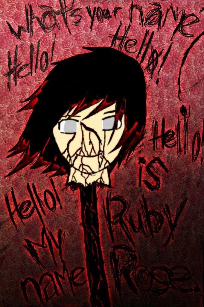 Hello! Is My Name Ruby Rose? Chapter 1: Day One, a rwby