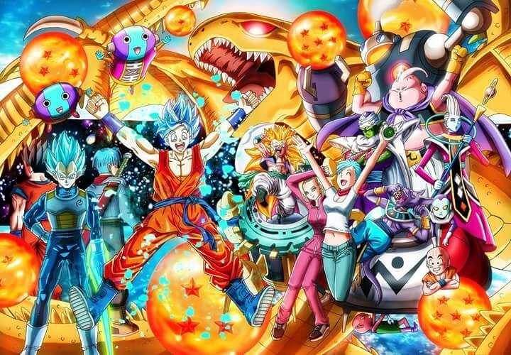 DBS Wallpaper | DragonBallZ Amino