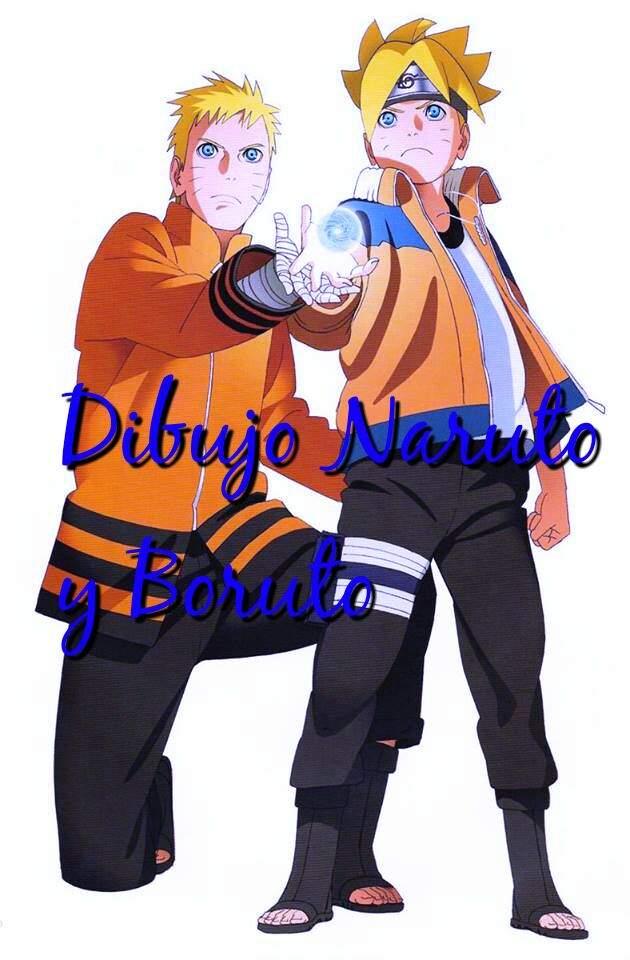 Proceso De Dibujo Naruto Y Boruto Naruamino Amino