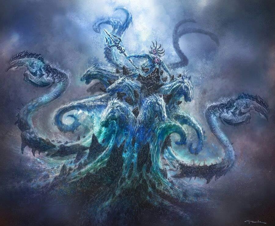 Poseidon God Of The Sea Mythology Cultures Amino