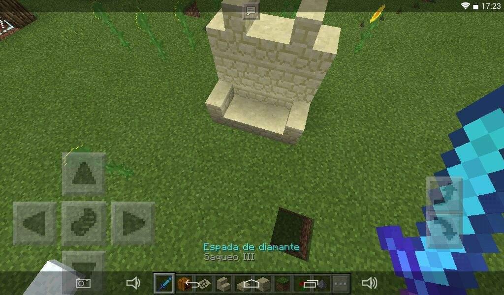 Como Hacer Un Trono En Minecraft Y Minecraft Pe Minecraft