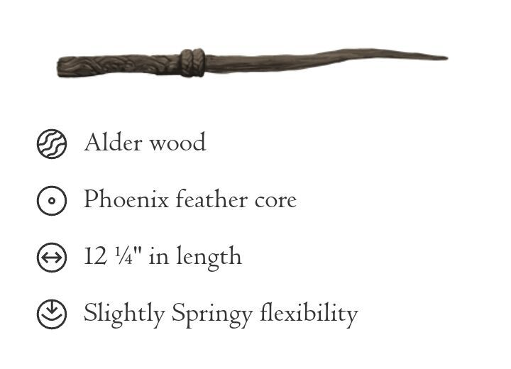 My Wand Alder Wood Harry Potter Amino