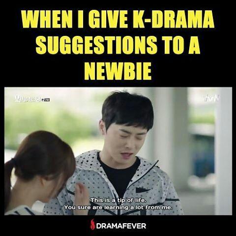 why people like drama
