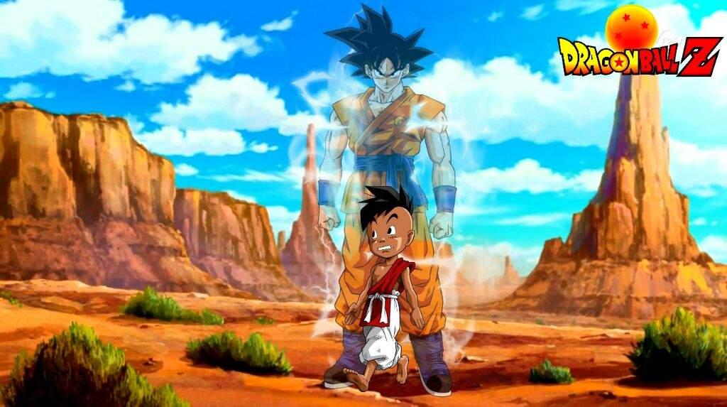 Masters Of The Next Gen Part1 Uub And Goku Dragonballz Amino