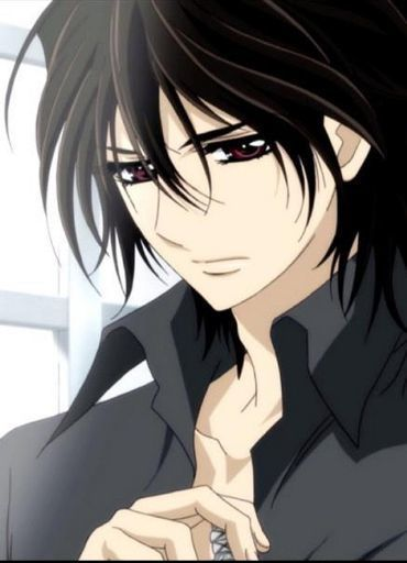 I Watched Many Vampire Anime But Didnt Find Any Hotter Than Kaname Senpai He Is A Very Kind Cool And Beautiful