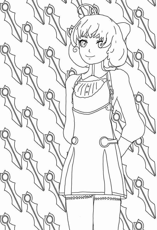 rwby coloring pages Coloring page project | RWBY Amino rwby coloring pages
