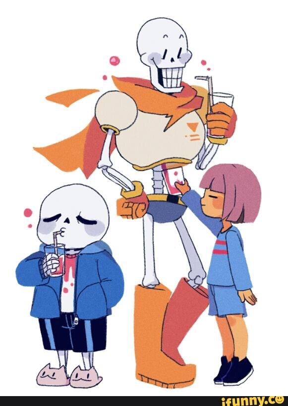 Sans and papyrus   Undertale Amino