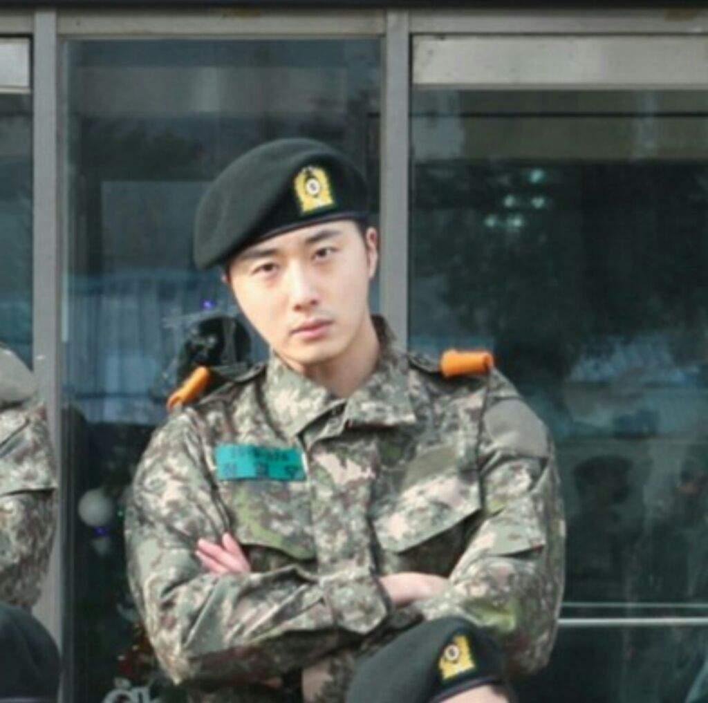 Imagini pentru jung il woo enlistment