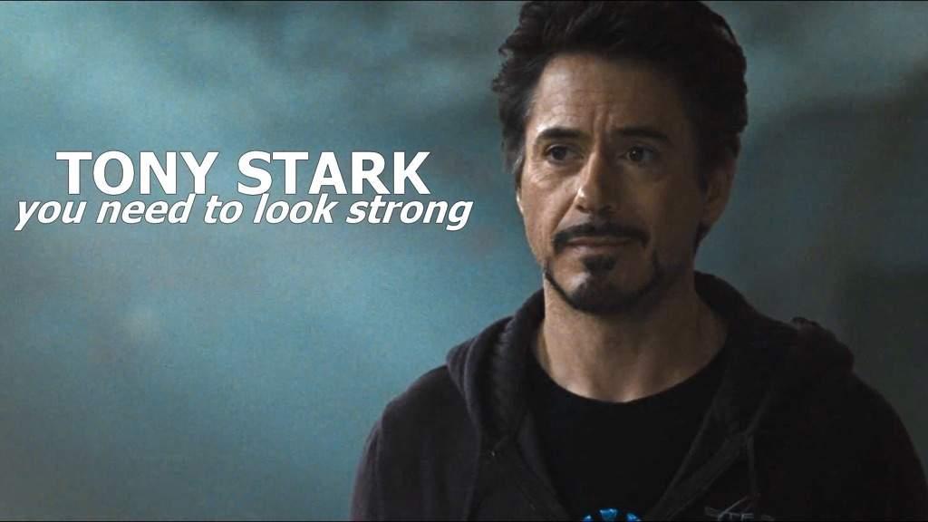 Tony Stark's Mental Health | Comics Amino