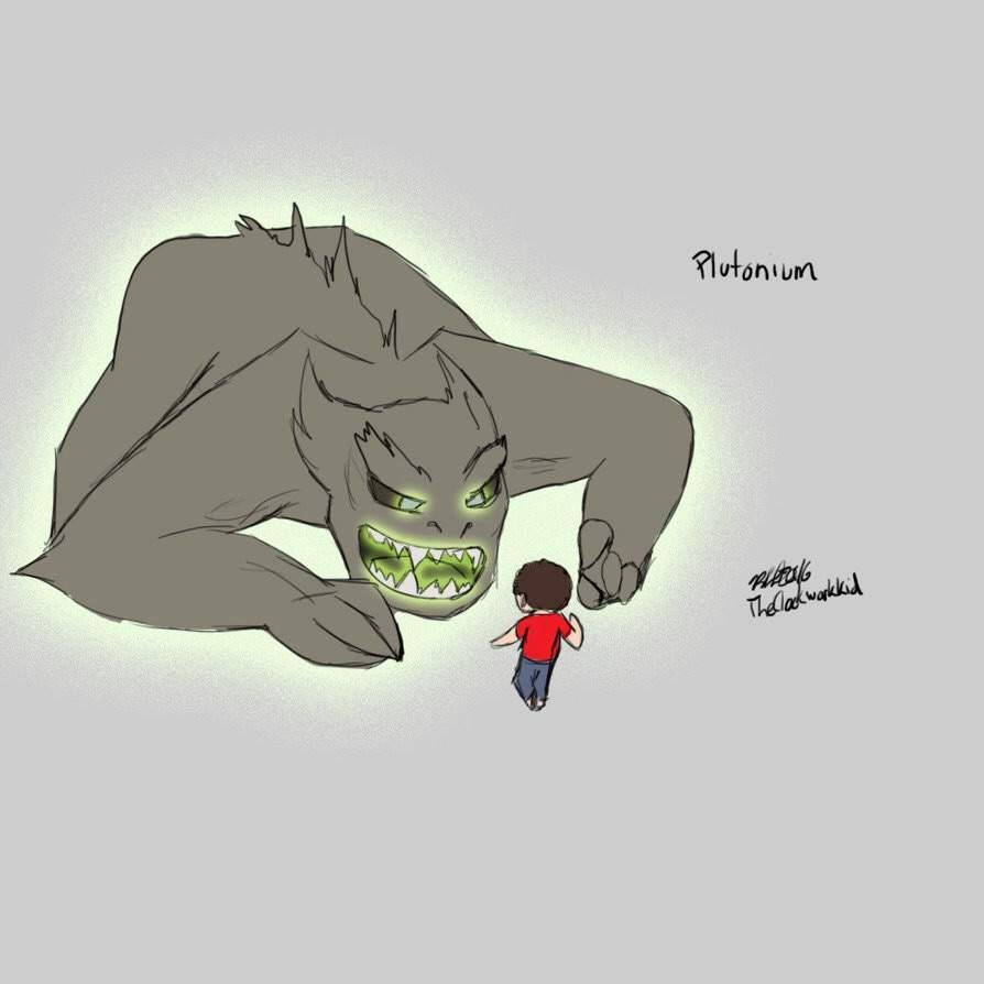 Radioactive Metals | Steven Universe Amino