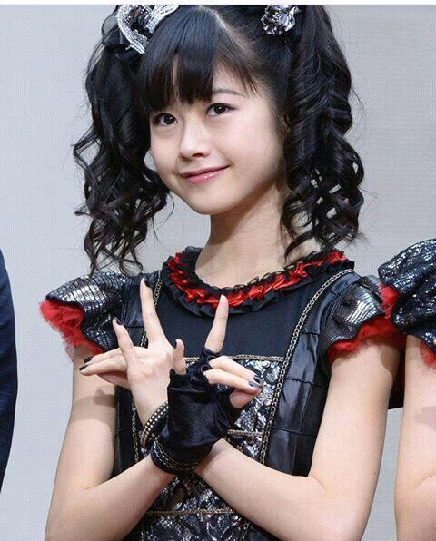 Yui Metal From BabyMetal