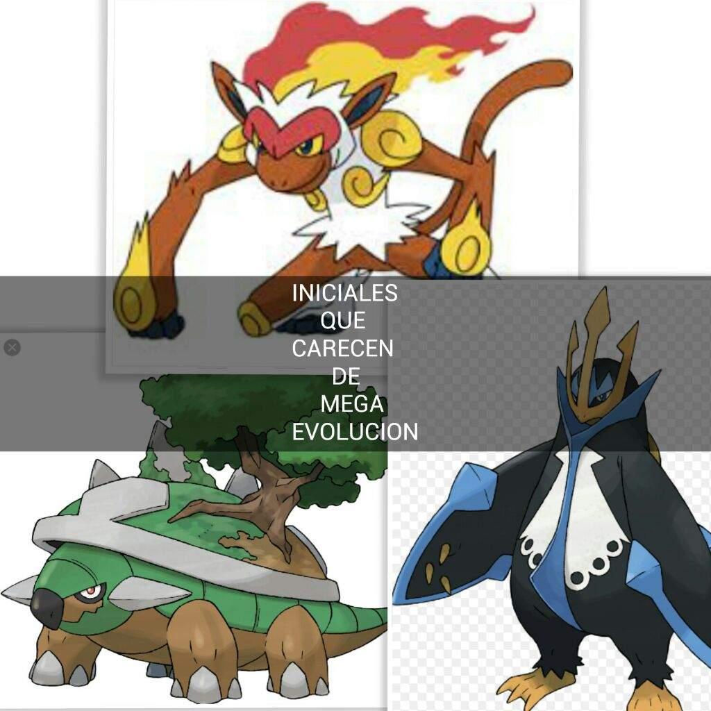 Pokemones con falta de mega evolucion 4 generacion | •Pokémon• En ...