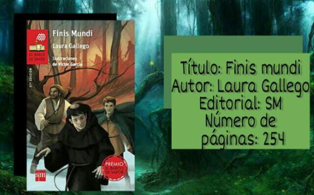 Descargar Libro Gratis Pdf Finis Mundi Laura Gallego Finis Mundi Pdf Libros Amino