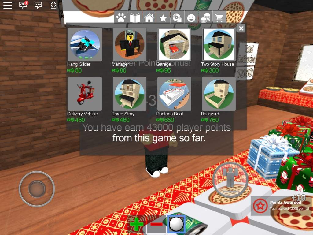 Work At A Pizza Place Roblox Amino