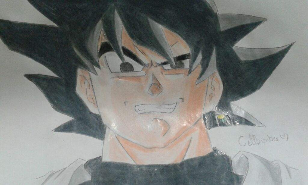 desenho goku black dragon ball oficial amino