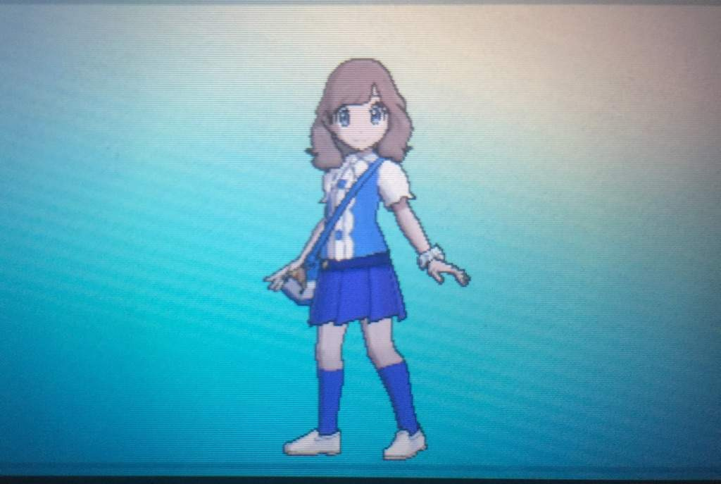 New outfit | Pokemon Sun And Moon™ Amino