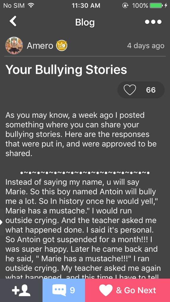 bullying and my thoughts Cyberbullying is the use of on what to do if online bullying has become part of themselves — are at a higher risk for suicidal thoughts.