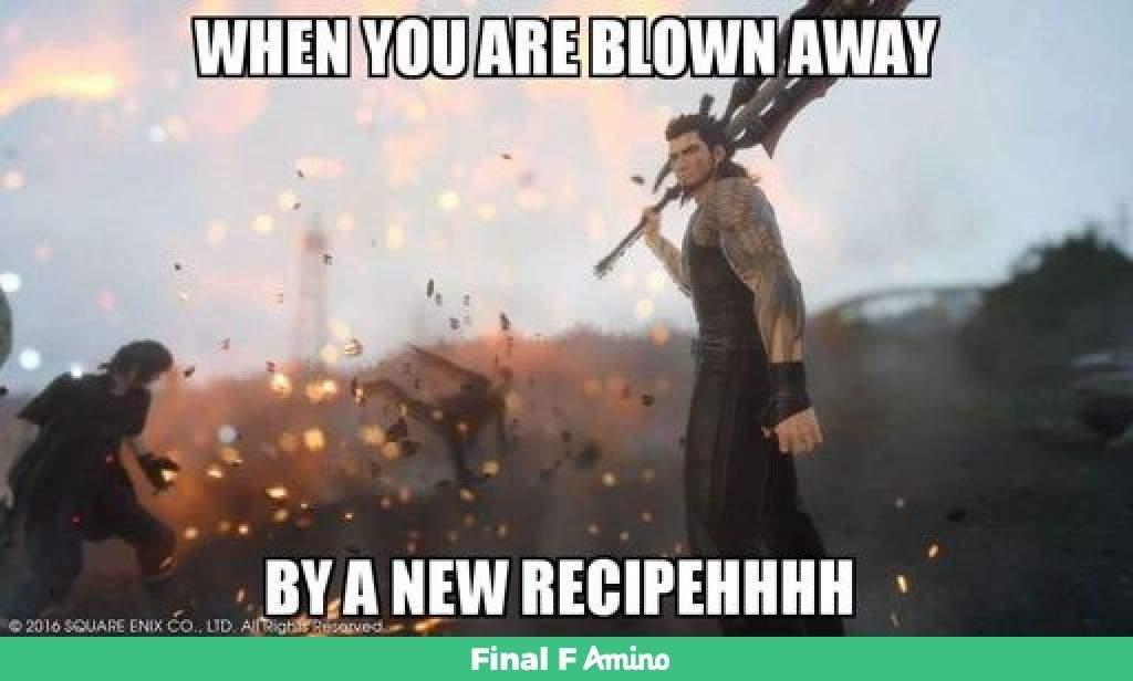 let me see those ignis memes final fantasy amino