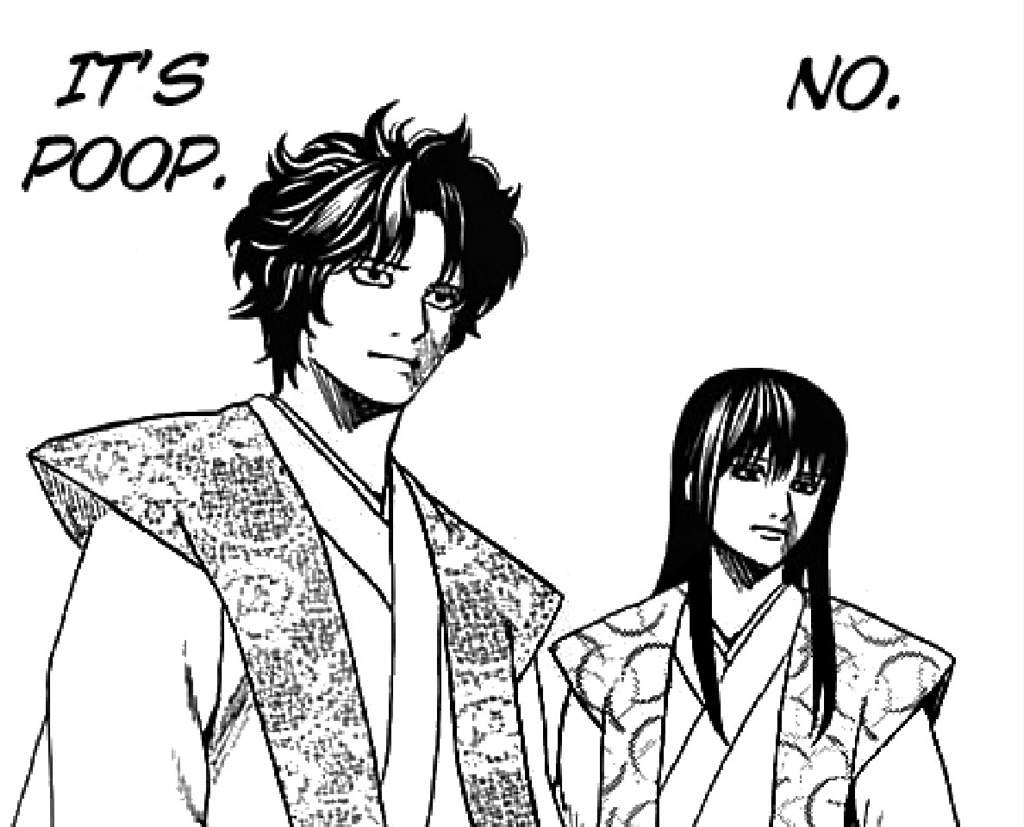 Ah Good Ol Gintama I Havent Laughed So Hard At A Poop Joke Since Was In Kindergarten There Goes Sorachi Again Telling Us That The Strongest Things