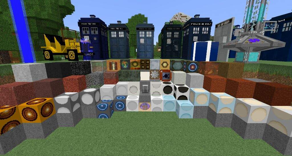 Doctor who in minecraft   Doctor Who Amino