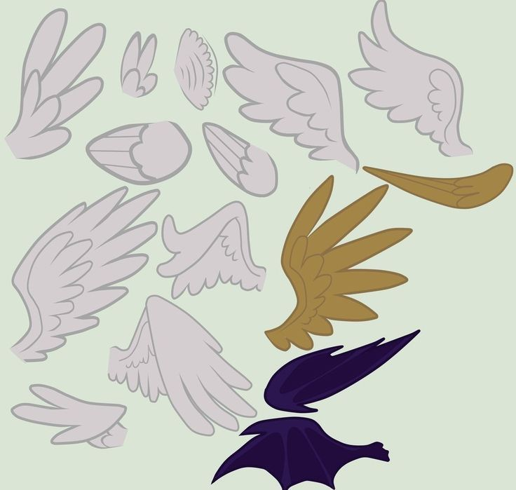 diy pegasus wings realistic equestria amino