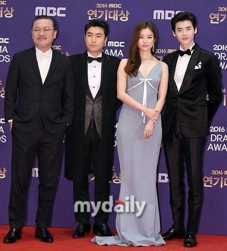 Han Hyo-Joo | MBC Drama Awards 2016 ☆ | K-Drama Amino