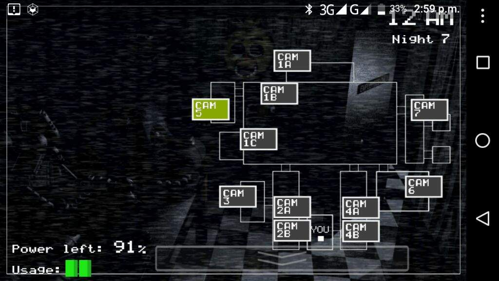 Backstage creepy hallucination | Five Nights At Freddy's Amino