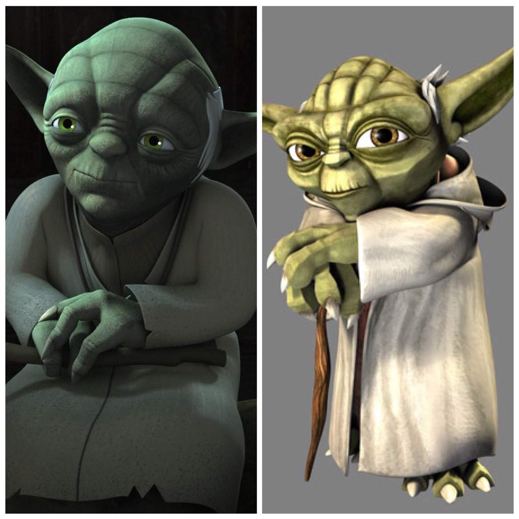 Star Wars Rebels vs Th...