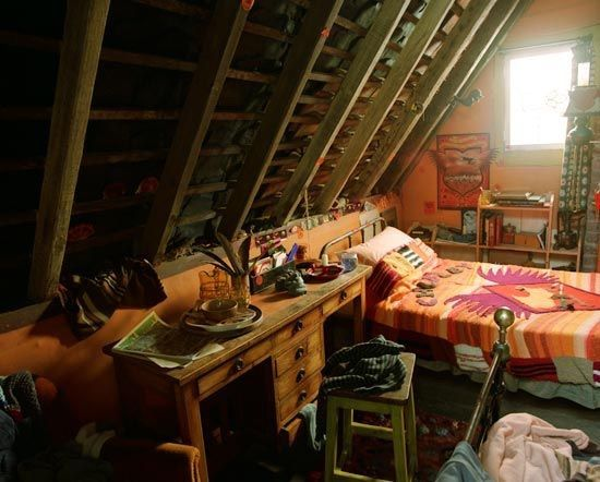 Ron Weasley S Room Harry Potter Amino
