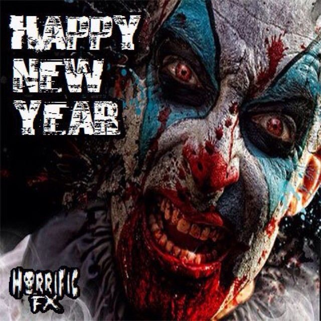 Horrific FX Would Like To Wish Everyone A Very Happy And Safe New Year And  2017.