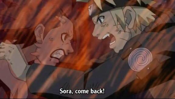 Forgotten Characters 2 Sora Naruto Amino